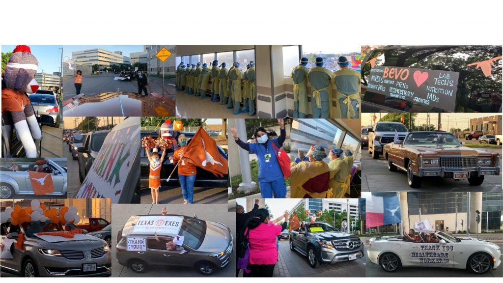 Parkland hospital parade