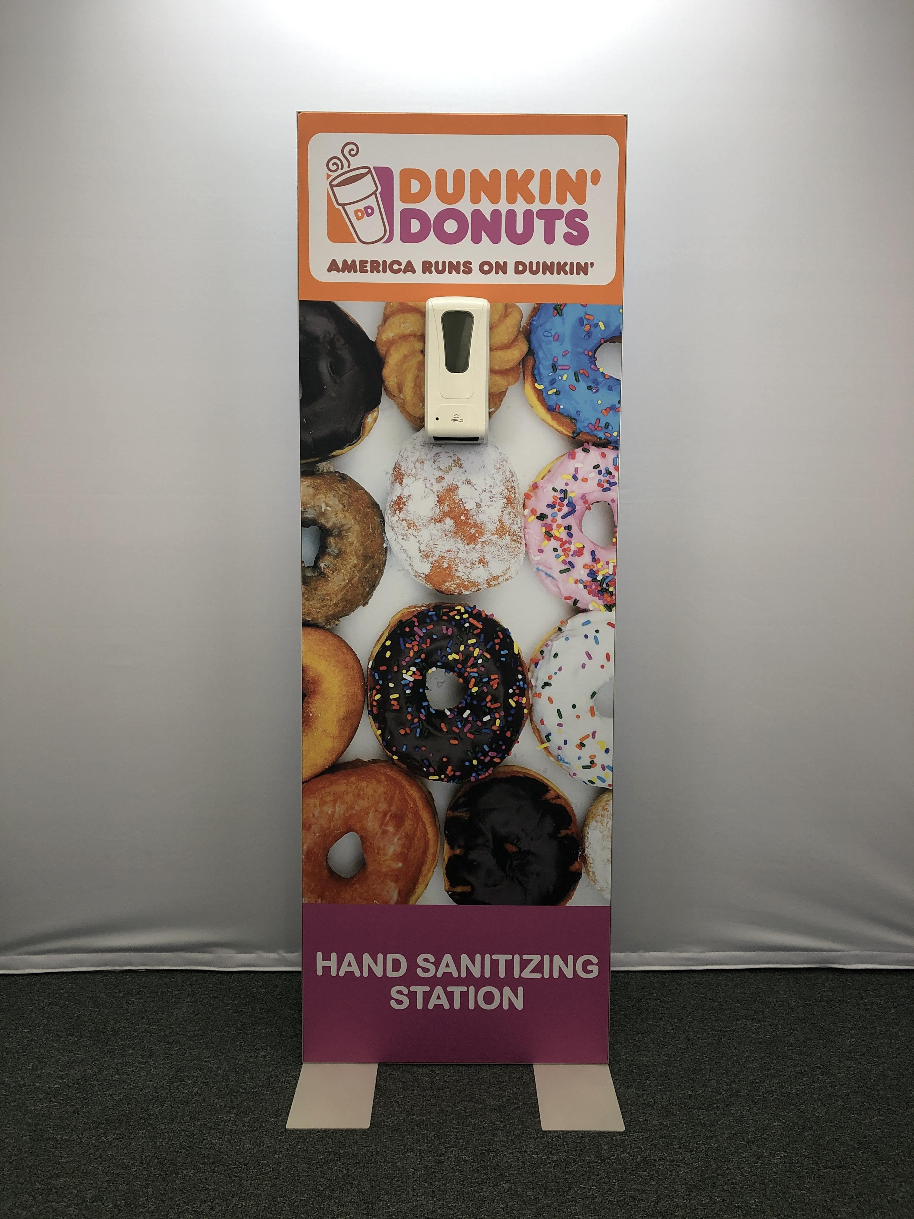 Hand Sanitization station