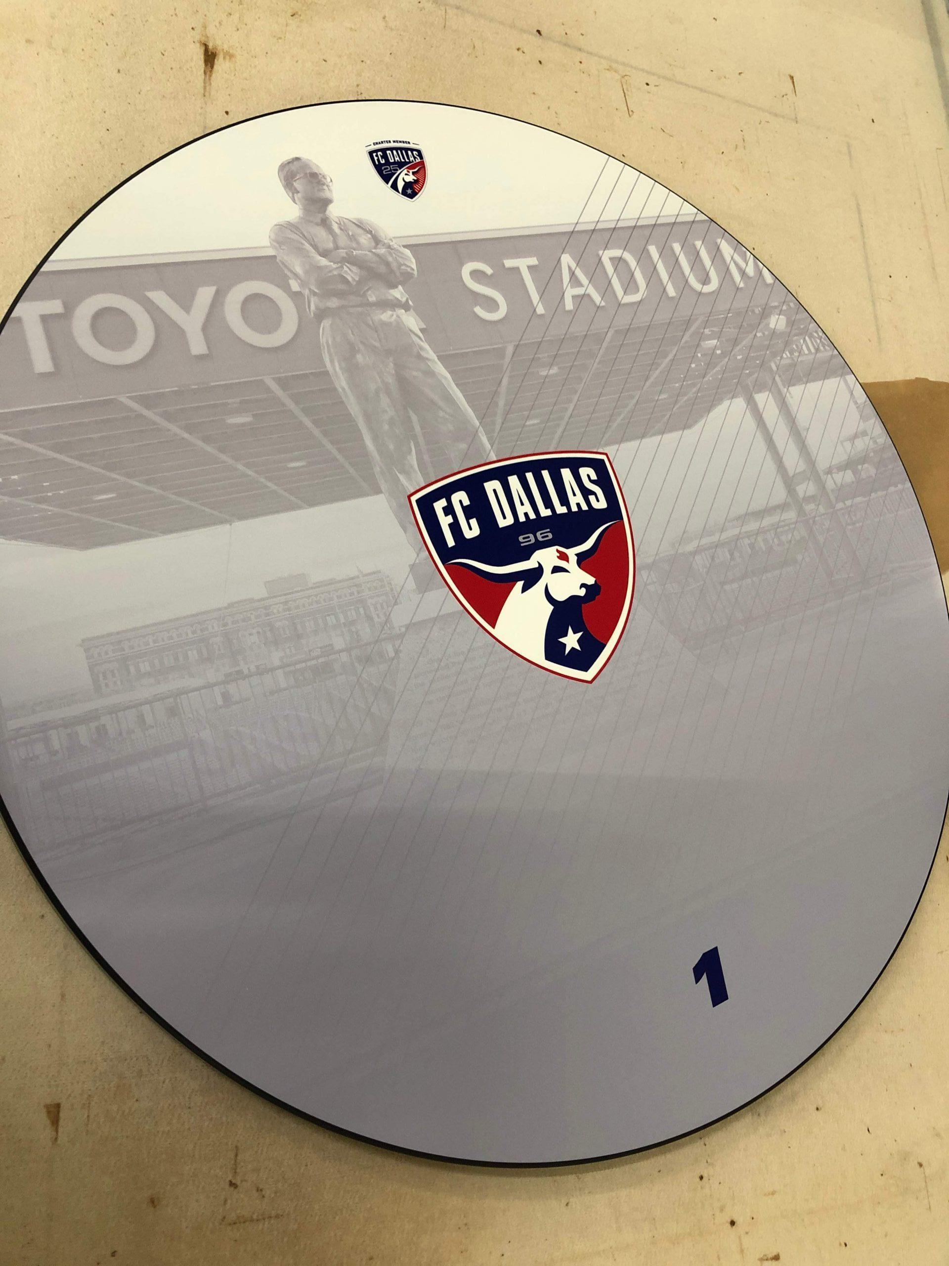 FC Dallas table